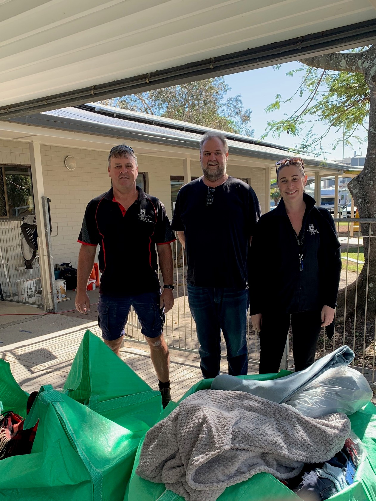 The Surf Club Mooloolaba Beanie & Blanket Appeal 2019