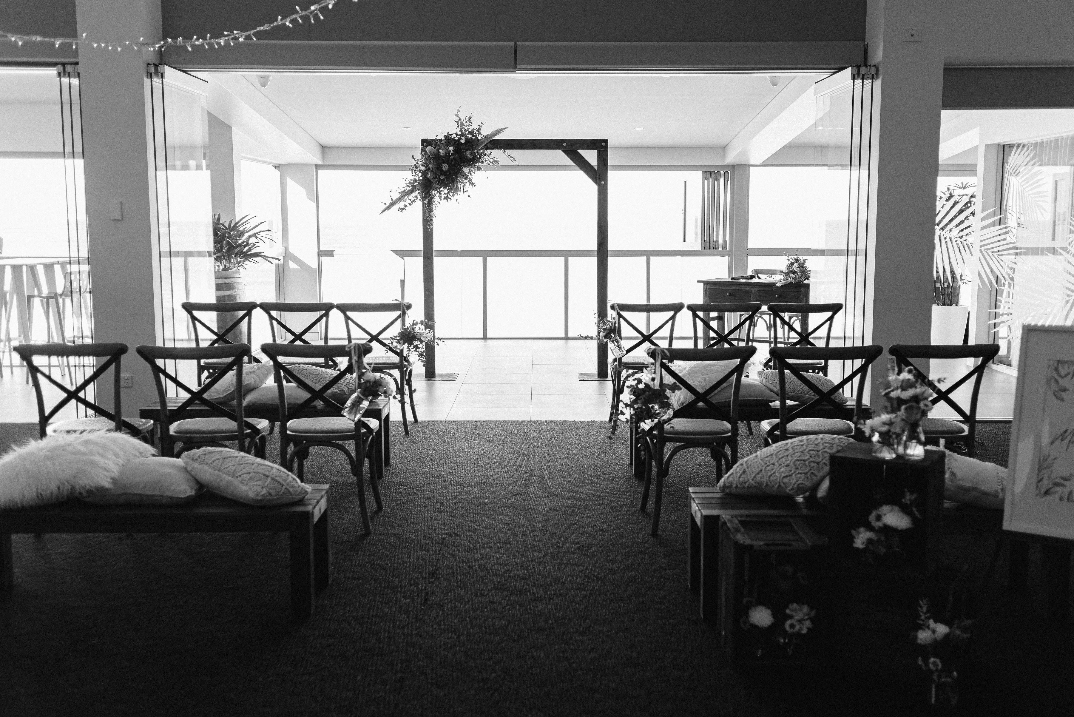 The Surf Club Mooloolaba Weddings